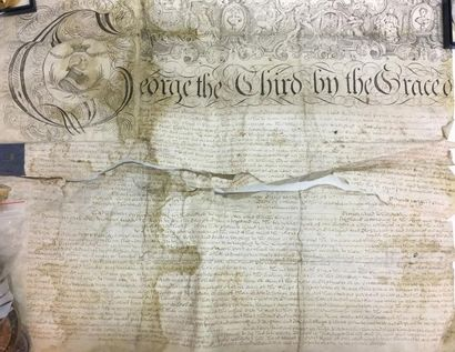 Royaume-Uni - 1806, lettre de course «Letters...