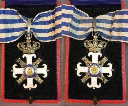 Saint-Marin - Ordre équestre de Saint-Marin,...