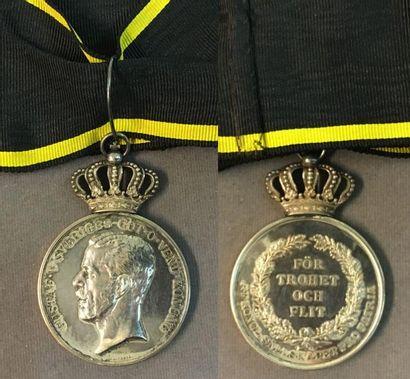 Suède - Société royale «Pro Patria», grande...