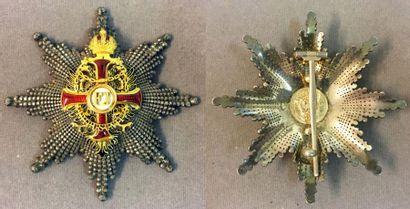 Autriche-Hongrie - Ordre de François-Jospeh,...