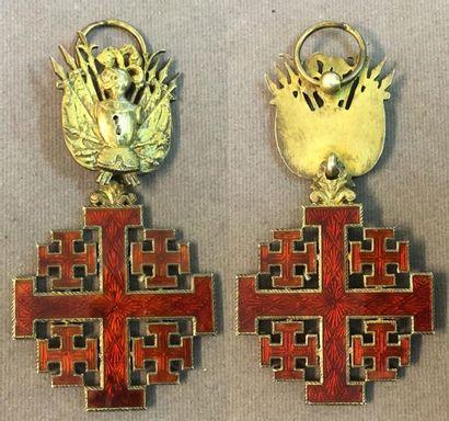Vatican - Ordre Équestre du Saint Sépulcre...