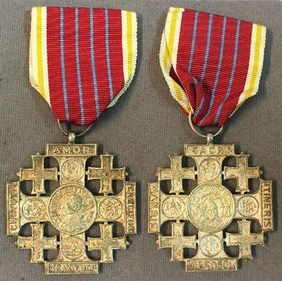 Vatican - Croix du Pèlerin de Terre Sainte,...