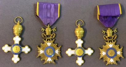 Vatican - Ordre des Avocats de Saint-Pierre, association privée fondée en 1877 et...