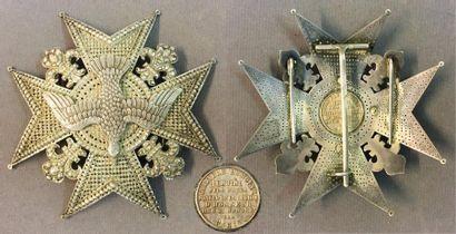 Ordre du Saint-Esprit, fondé en 1578, importante...