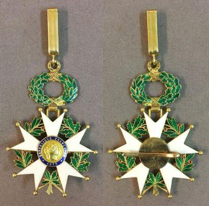Légion d'honneur - IIIe République, bijou...
