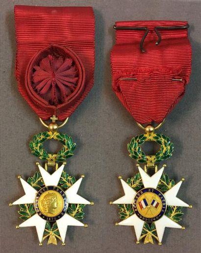 Légion d'honneur - IIIe République, projet...