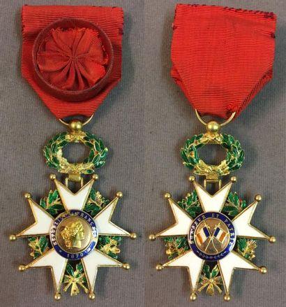 Légion d'honneur - IIIe République, étoile...