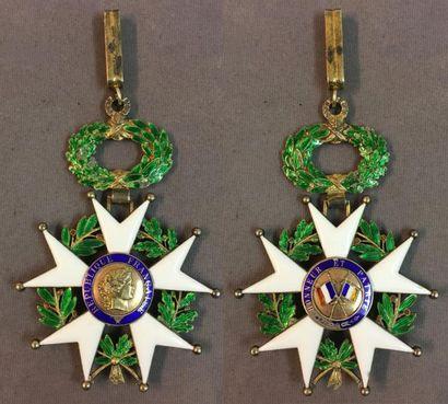 Légion d'honneur - IVe République, bijou...
