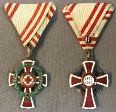 Autriche-Hongrie - Insigne d'honneur de la...