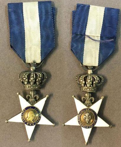 Décoration de la Fidélité de la garde nationale...