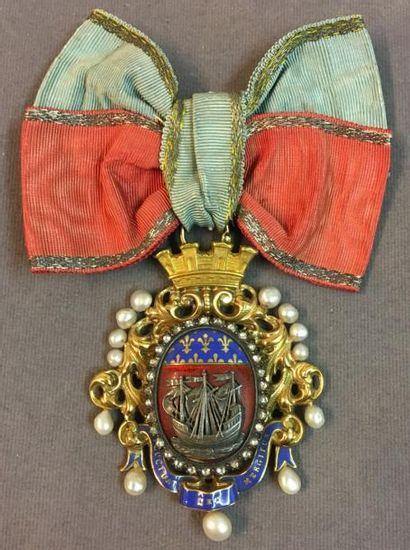 Émile Froment-Meurice, décoration de la Ville...