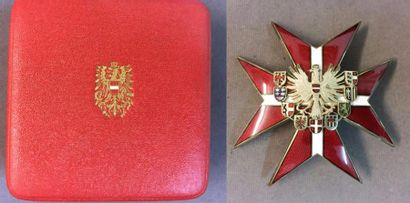 Autriche - Ordre du Mérite de la République...
