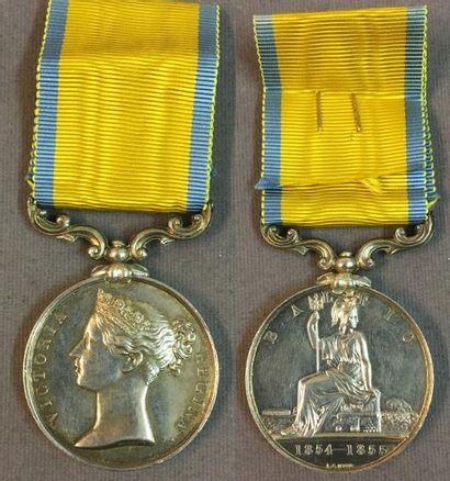 Royaume-Uni - Médaille de la Baltique par...