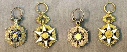 Ordre du Mérite Agricole, fondé en 1883,...