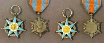 Ordre du Mérite Social, fondé en 1936, bijou...
