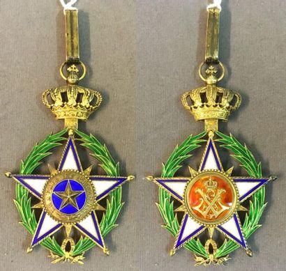 Belgique - Ordre de l'Étoile Africaine, fondé...