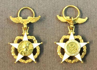 Ordre du Mérite Postal, fondé en 1953, miniature...