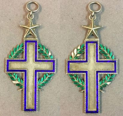 Croix d'aumônier militaire de l'armée de...