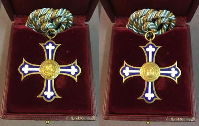 Croix du chapitre de la cathédrale d'Aire,...