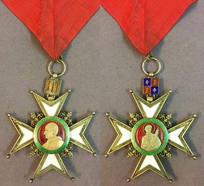 Croix du chapitre de la cathédrale de Meaux,...