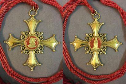Croix du chapitre de la cathédrale de Sées,...