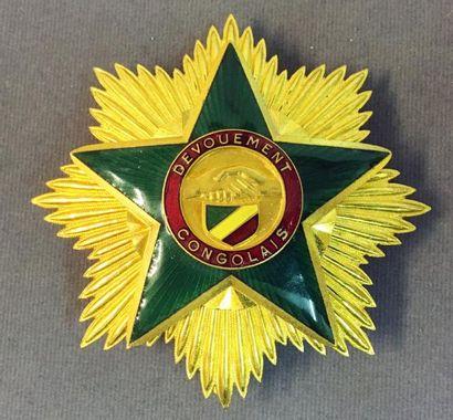 Congo (Brazzaville) - Ordre du Dévouement...