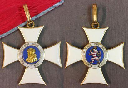 Allemagne, grand-duché de Hesse - Ordre de...