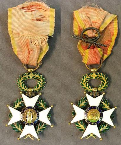 Espagne - Ordre de Saint-Ferdinand, croix...