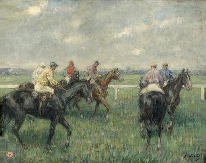 Frantz CHARLET (1862-1928)