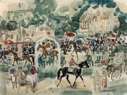 Pierre GAILLARDOT (1910-2002)