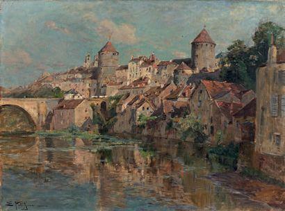 Edmond Marie PETITJEAN (1854-1925)