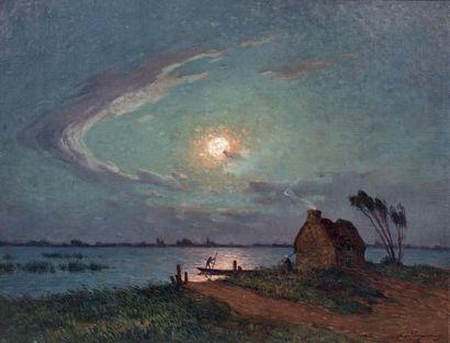 Ferdinand Loyen du PUIGAUDEAU (1864-1930)