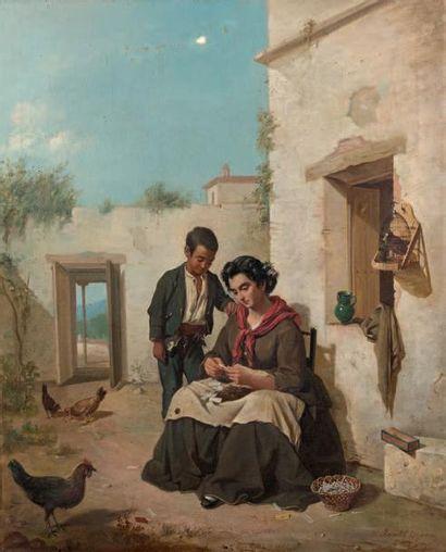 Manuel CABRAL AGUADO Y BEJARANO (1827-1891)
