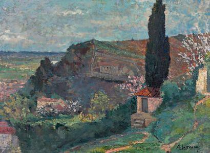PAUL DE LASSENCE (1886-1962)