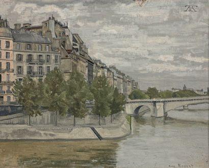 Augustin ROUART (1907-1997)