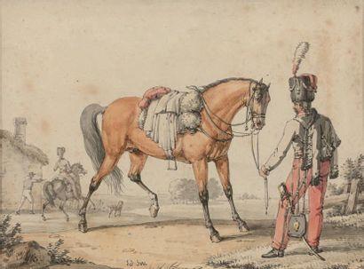 Joseph<br/>SWEBACH-DESFONTAINES (1769-1823)
