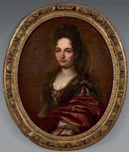 ÉCOLE FRANÇAISE vers 1725