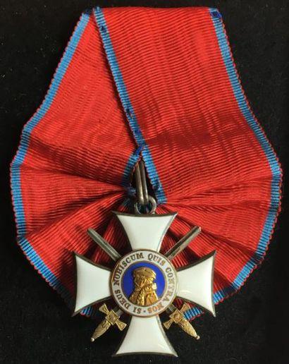 Grand-duché de Hesse - Ordre de Philippe...