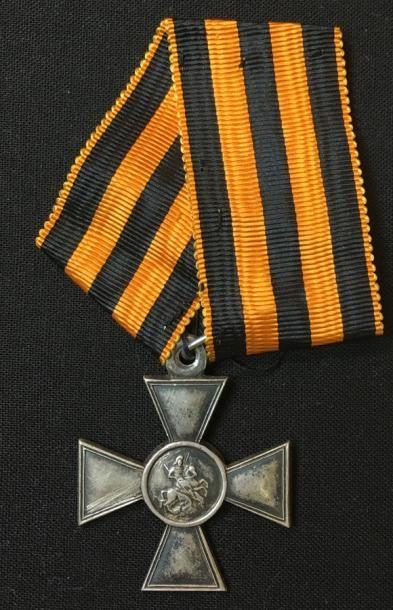 Croix de l'ordre de Saint-Georges de 3e classe,...