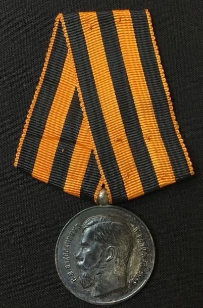 Médaille de Saint-Georges de 1re classe,...