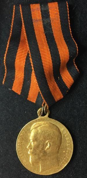 Médaille de Saint-Georges de 2e classe en...