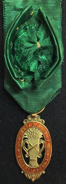 Ordre de Vasa, fondé en 1772, insigne de...