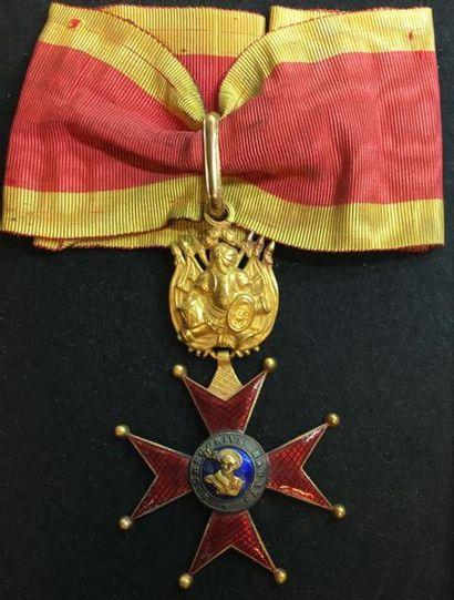 Ordre de Saint-Grégoire le Grand, fondé en...