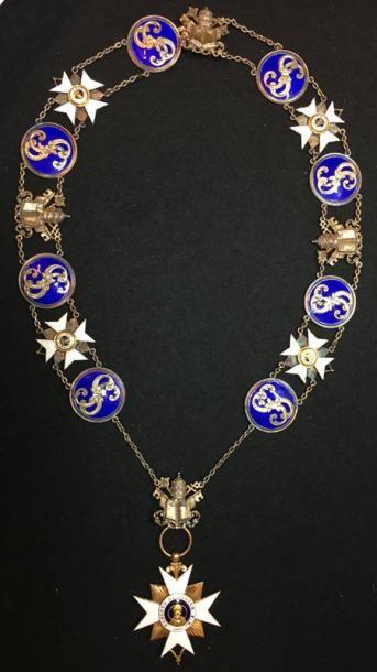 Ordre de Saint-Sylvestre et de l'Éperon d'or,...