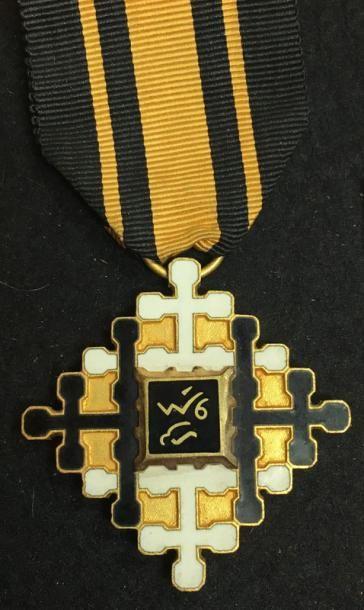 Fédération Tai - Ordre du Mérite civil, fondé...