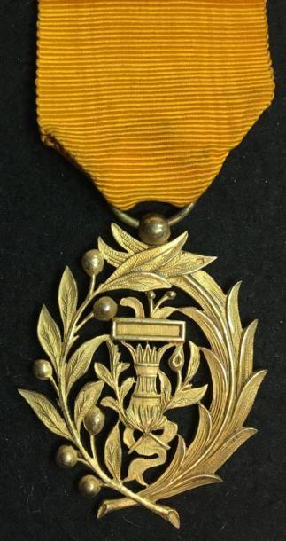 Ordre du Muniséraphon, fondé en 1905, bijou...