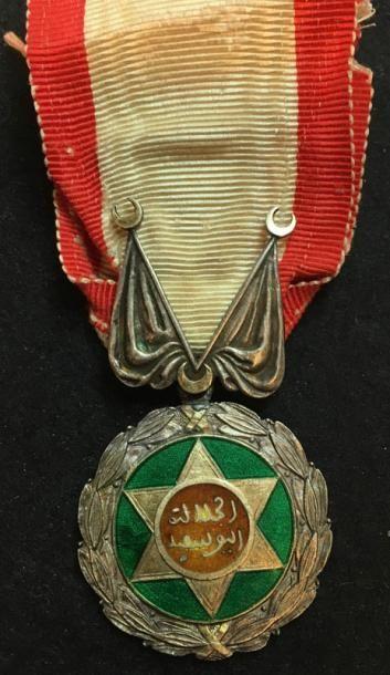 Ordre du Mérite Militaire Cherifien, institué...