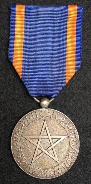 Médaille du Mérite civil Cherifien, créée...