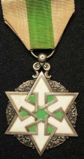 Ordre du Mérite, fondé en 1926, médaille...