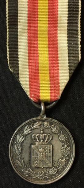 Médaille de Neufchâtel, créée en 1832, en...